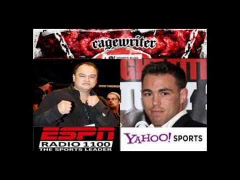 Scott Coker and Jake Shields talk contract issues