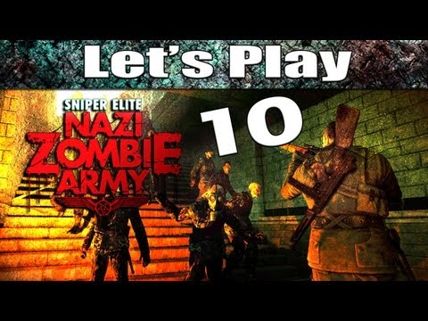 Sniper Elite V2 Nazi Zombie Army – The Occult General -10 (Sniper Games, Zombie Games)