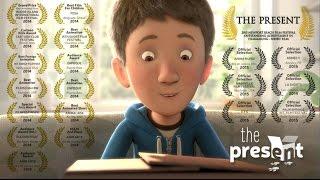 Prezent – film animowany po obejrzeniu którego Disney zaoferwał pracę studentowi