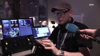 ESC 2013: Olav Viksmo Slettan i kommentatorboksen