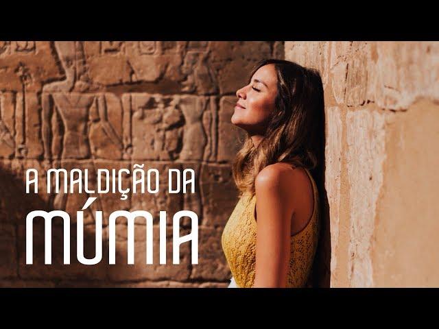 Explorando o Vale dos Reis e a Tumba de TUTANCÂMON - Egito Vlog 3 - Luisa Accorsi