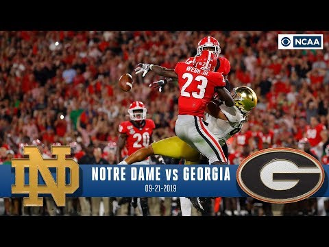 Video: Notre Dame vs. Georgia Recap: No.3 Bulldogs Survive Late Push From No.7 Irish | CBS Sports HQ