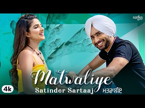 Matwaliye - Satinder Sartaaj Ft. Diljott | Seven Rivers | Beat Minister | New Punjabi Songs 2020