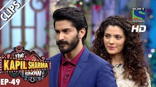 Nonton Harshvardhan Kapoor And Saiyami Kher Promoting Mirzya  The Kapil Sharma Show Ep 49 8th Oct 2016 Film Subtitle Indonesia Streaming Movie Download