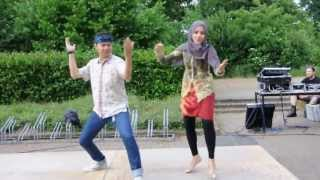 Video Tari Kreasi Betawi - University of Twente - International Food Festival 2013 MP3, 3GP, MP4, WEBM, AVI, FLV Juli 2018