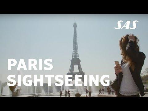 A glimpse of Paris with Kosovare Asllani