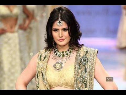 Zareen Khan candidly speaks about Body Shamming