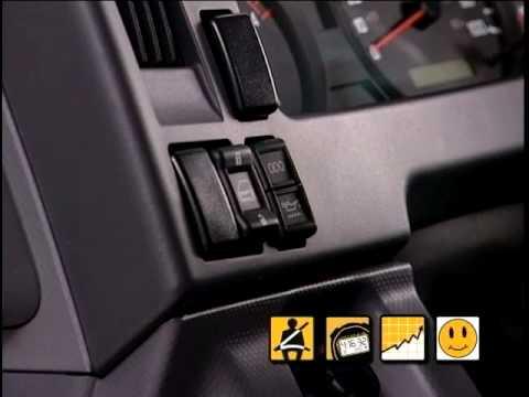 Грузовики Isuzu N/W Series Truck Training Inside Cab 7 of 8