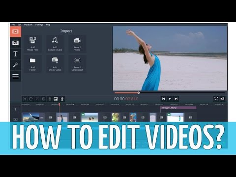 How to Edit Videos? - Movavi Video Editor 11