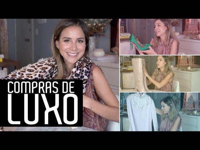 Compras OUTLET de LUXO - Luisa Accorsi