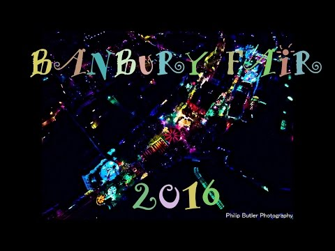 Banbury Fair 2016 by Drone