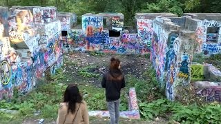 Bay City (MI) United States  City new picture : VLOG #13 - THE ALKALI IN BAY CITY MICHIGAN | SECRET ABANDONED RUINS