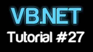VB.NET Tutorial 27 - FTP Application (Visual Basic 2008/2010)