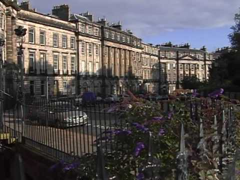 Edinburgh - Let Robin Harper, former Rector of the University of Edinburgh, take you on a guided tour of Edinburgh, and show you what an incredibly beautiful and lively ...