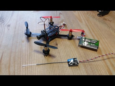 Eachine EX105 Brushed Micro FPV Racing Quadcopter