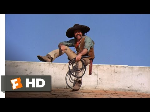 The Magnificent Seven Ride! (9/12) Movie CLIP - Assault on the Hacienda (1972) HD