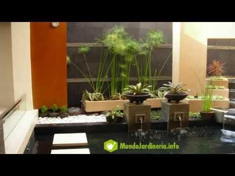 Dise o de jardines minimalistas for Diseno de jardines interiores modernos