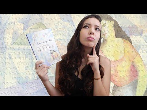 Eu li: A hora da estrela, Clarice Lispector ? | Jella