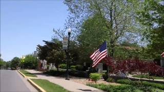 Marshall (MO) United States  City new picture : Victory Day, May 9 2014 Drive by Missouri Valley College, College St. Marshall, Missouri ~ U.S.A