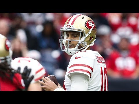 Jimmy Garoppolo Helps 49ers Down the Texans | Stadium