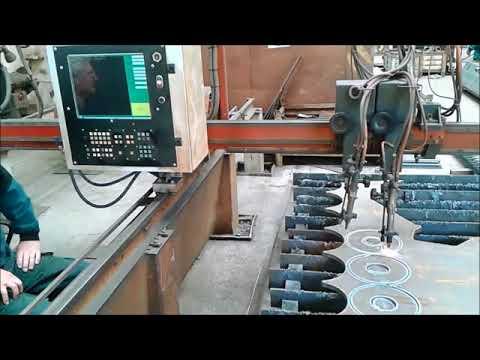 Gas Cutting Machine CHS Chotěboř RS 501 1984