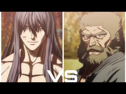 Kengan Ashura Season 3 - Setsuna kiryu vs Gensai Kuroki  [ Promo ]