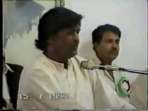 marne wala hai beemar e hasrat by ustad bashir ahmed khan (late)
