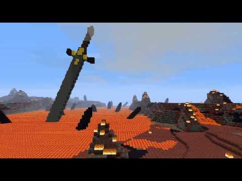 MINECRAFT - NATIONS AT WAR v2 TRAILER