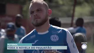 Presidente do São Bento  fala sobre alternativas para continuar campeonato