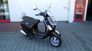 10. Vespa LX 50 4T Touring 2010 Roller/Scooter