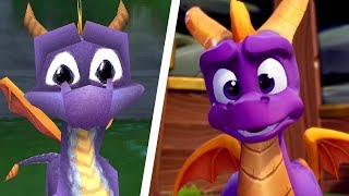 Video Spyro Reignited Trilogy - All Intros Comparison (PS4 vs Original) MP3, 3GP, MP4, WEBM, AVI, FLV Desember 2018
