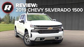 2019 Chevy Silverado 1500 rocks a bigger box, adds tech | Review & Road Test (4K) by Roadshow