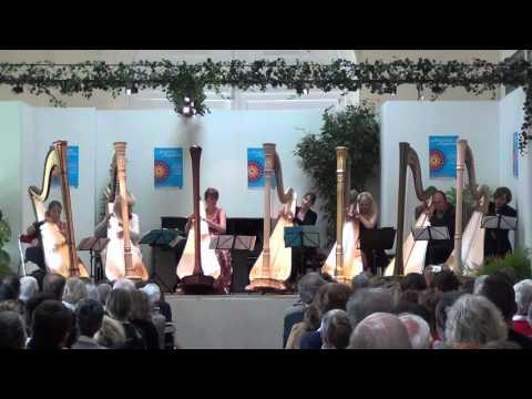 Galop à 7 harpes