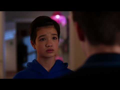 Andi Mack -  Cyrus Bash Mitzvah - '' I want you to be My Girlfriend '' - CLIP