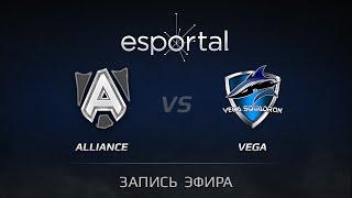 Alliance vs Vega, game 1