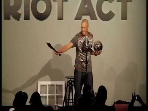 Kevin Lee@ The Riot Act Theater