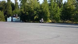 6. Can Am DS 250 Beginner Stunts Quad , Bombardier