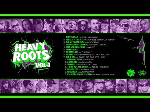 Heavyroots vol. 1 [Adelanto]