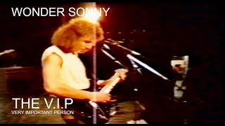 Video WONDER SONY (C) 1988 THE V.I.P. - PRAGUE LIVE 28.2.1990