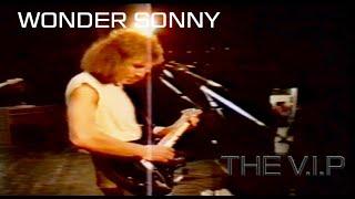 Video WONDER SONY © 1988 THE V.I.P™ (Prague Live 28.2.1990)