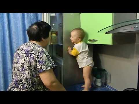 Диалог внучки и бабушки