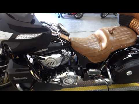 2016 Indian Roadmaster