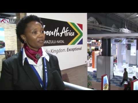 Lihle Dlamini- Public relations and communications manager South African Tourism Kwazulu- Natal