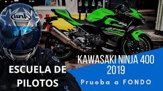 9. Kawasaki Ninja 400 2019