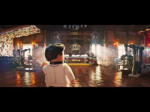 The Lego Batman Movie (Viral Video 'Gotham Cribs')