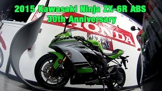 6. Lost + Bikes + 2015 ZX-6R 30th Edition
