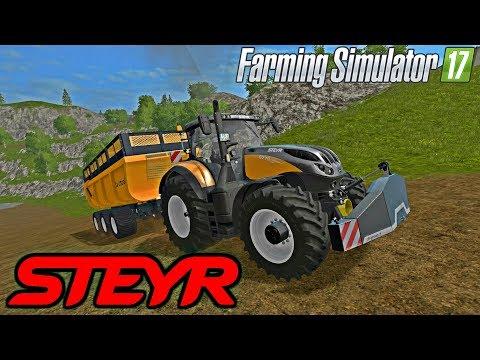 Steyer Terrus CVT v1.0