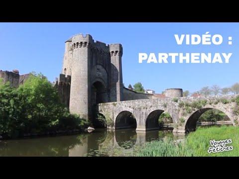 A la découverte de la cité médiévale de Parthenay (Deux-Sèvres)