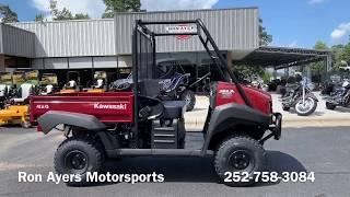 5. 2020 Kawasaki Mule 4010 4x4
