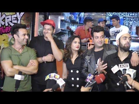 Fukrey Returns Full Cast Funny Interview - Pulkit, Richa, Ali, Varun And Manjot
